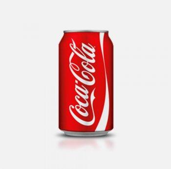 Coca-Cola 33 cl.