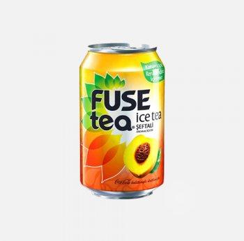 Fuse Tea Şeftali 33 cl.